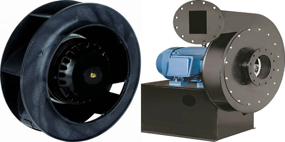 High Pressure Centrifugal Blowers : Centrifugal blowers and impeller apzem